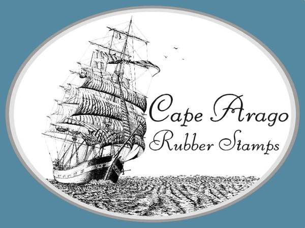 Cape Arago Rubber Stamps