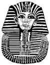Egyptian King Tut Little Stamper
