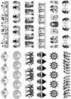 Stationary Headers Vol 2 Unmounted Rubber Stamp Sheet